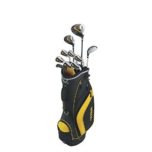 Wilson Men's Ultra Complete Package Golf Set, Right Hand, Standard : Sports & Outdoors