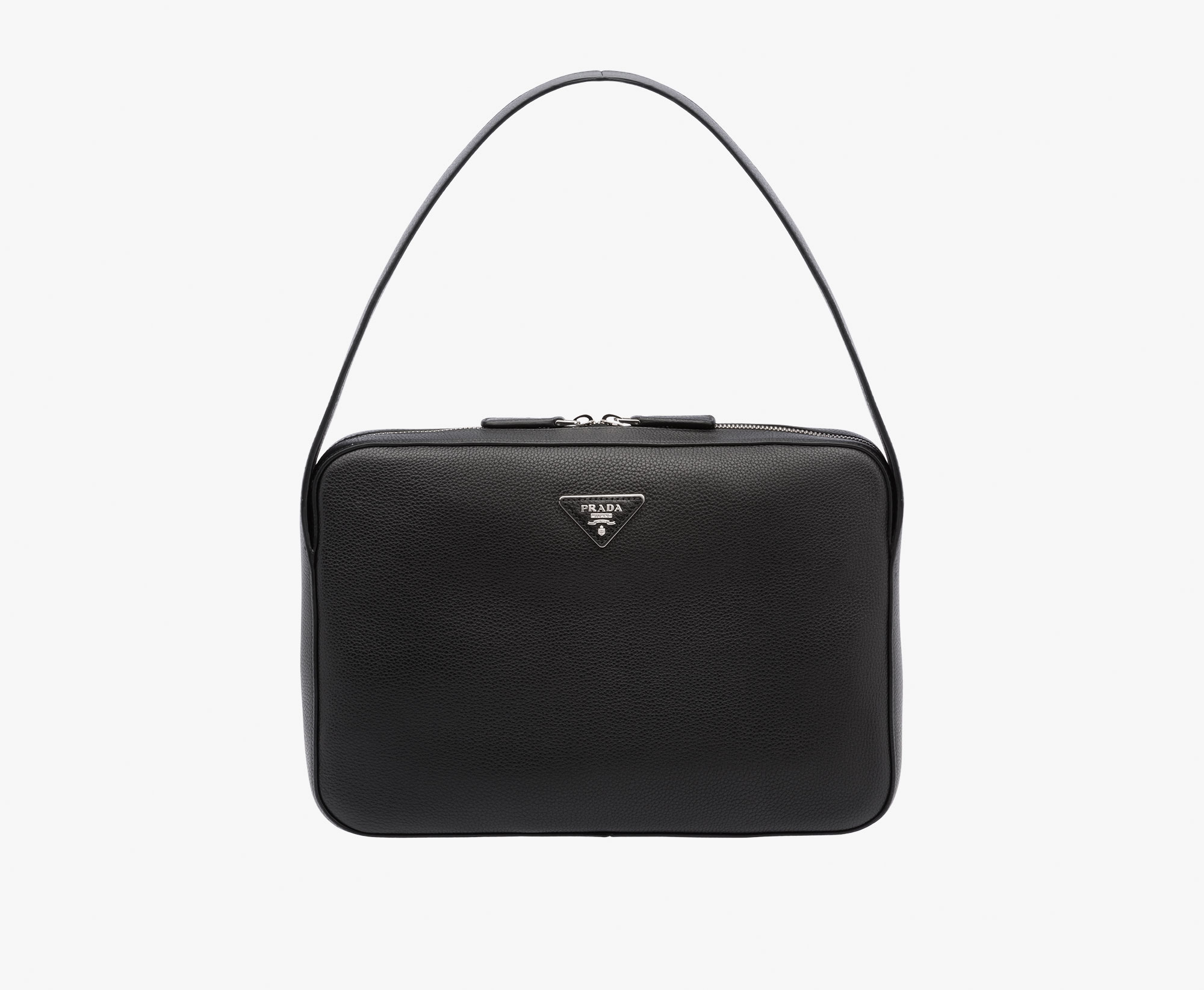 Prada Woman - Shoulder bag - Black