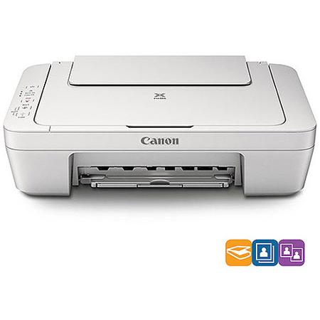 Canon PIXMA MG2520 Photo All-in-One Wired Inkjet Printer - Walmart.com
