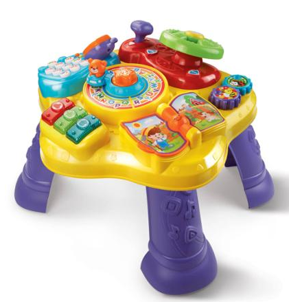 VTech Super Star Learning Table - Walmart.com