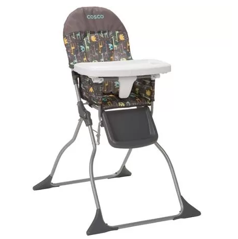 Cosco Simple Fold High Chair, Zury - Walmart.com
