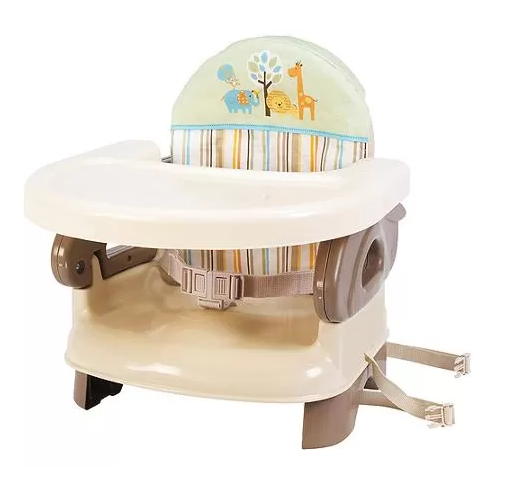 Summer Infant - Deluxe Folding Booster Seat, Neutral - Walmart.com