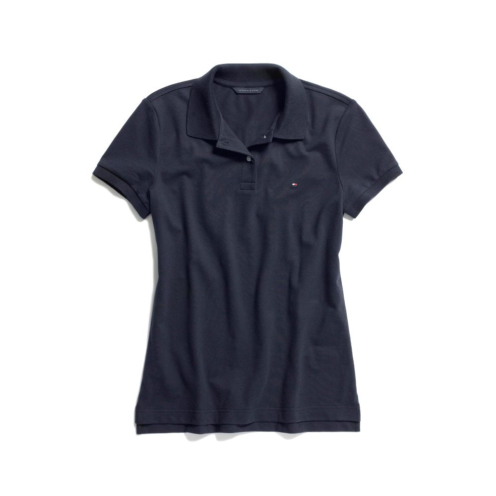 Tommy Hilfiger Women's Authentic Easy Fit Polo