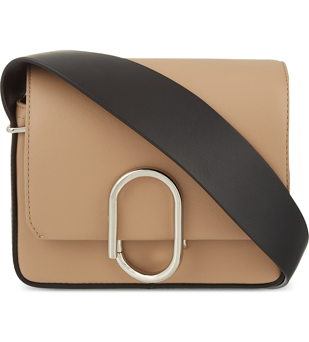 3.1 PHILLIP LIM Alix mini leather cross-body bag