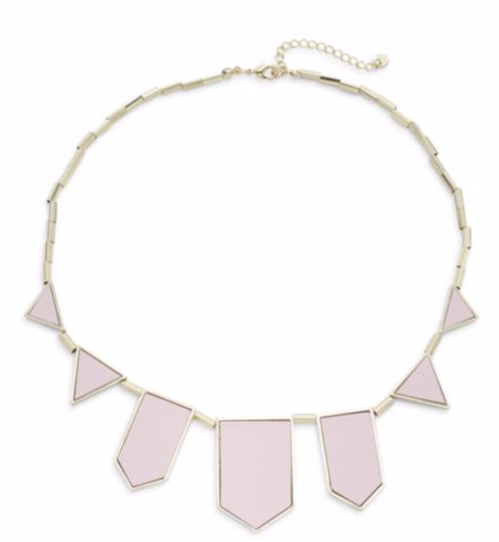House of Harlow 1960 - Exclusive Leather Station Necklace - saksoff5th.com