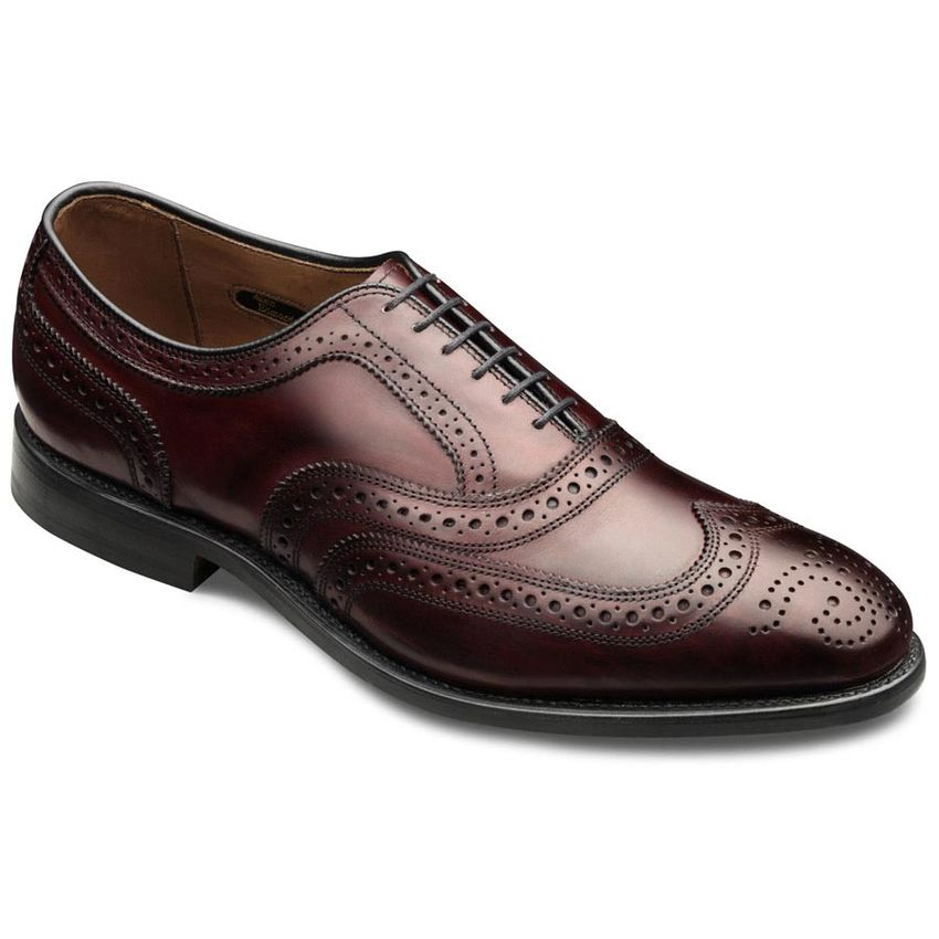 McAllister Wingtip Lace-up Oxford Mens Dress Shoes by Allen Edmonds