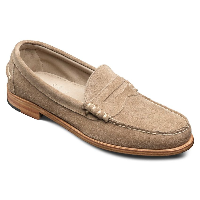 Sea Island Slip-on Loafer Casual Shoes by Allen Edmonds