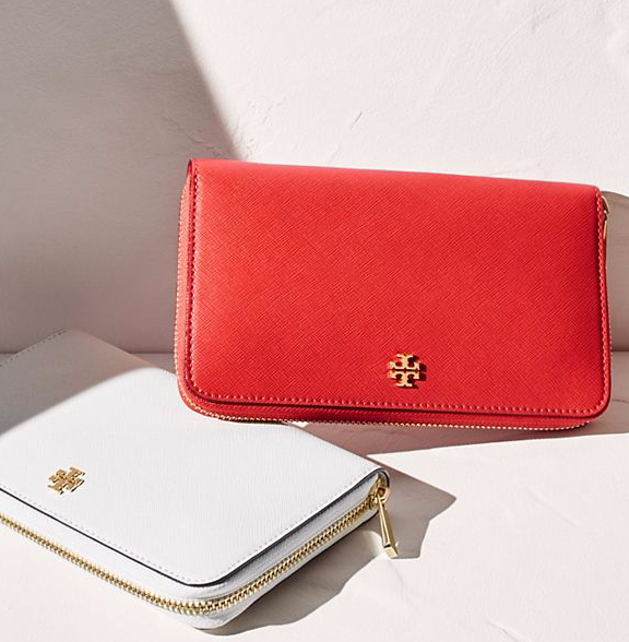 Extra 30% Off Wallet Sale @ Tory Burch