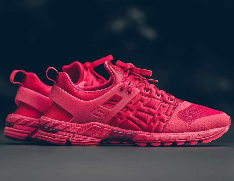 Onitsuka Tiger by Asics GT-DS™ Classic Red/Classic Red