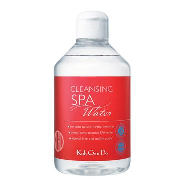 Cleansing Spa Water | Koh Gen Do | b-glowing