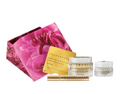 Chantecaille Nano Gold Energizing Collection