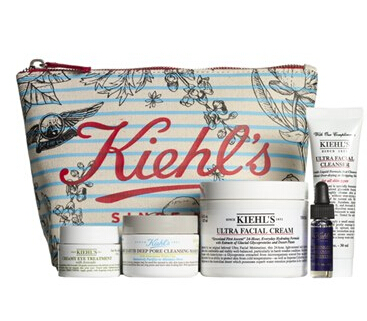 Kiehl's Since 1851 'Ultra Healthy Skin Favorites' Collection ($102 Value)