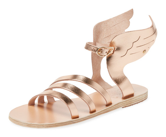 Ikaria Leather Wing Sandal by Ancient Greek Sandals