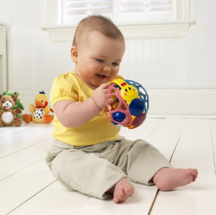 Baby Einstein Bendy Ball : Baby Toy Balls : Baby
