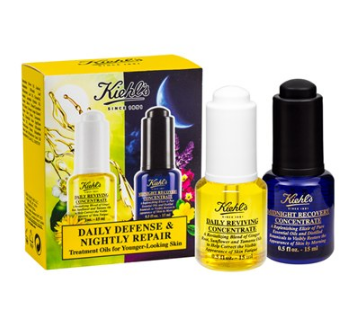 Kiehl's Since 1851 'Daily Defense & Nightly Repair' Discovery Set | Nordstrom