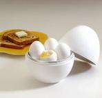 Nordic Ware Microwave Egg Boiler: Egg Cookers: Kitchen & Dining