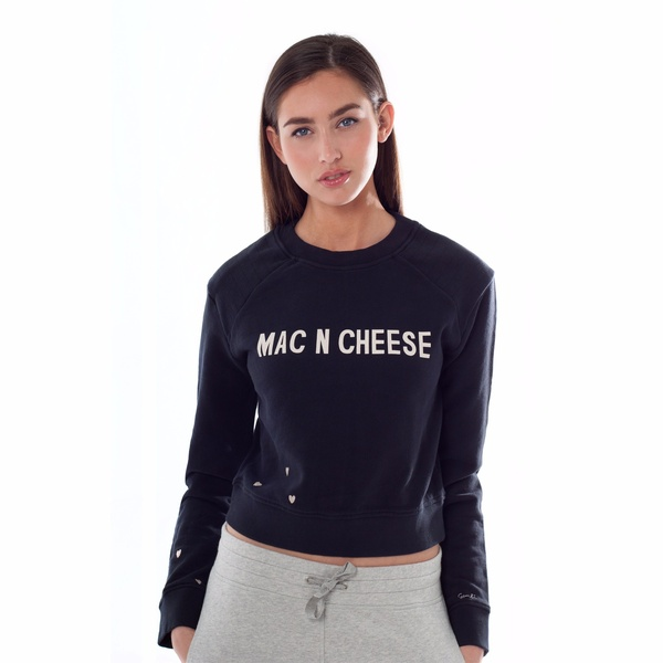 Mac n Cheese Sweater | Gem&i | Wolf & Badger