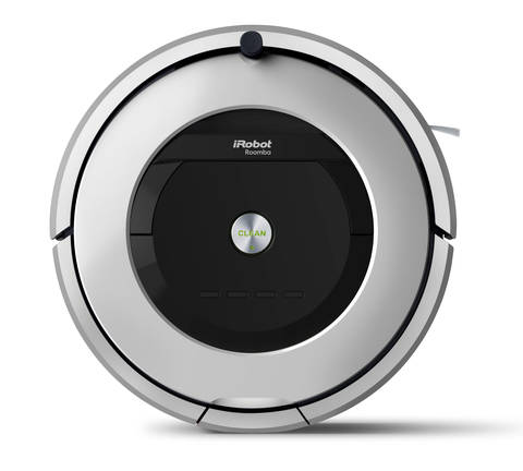iRobot Roomba 860 Robotic Vacuum no-tax with in-store only