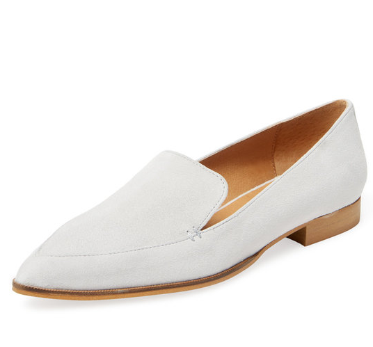 Pointed-Toe Loafer by Ava & Aiden