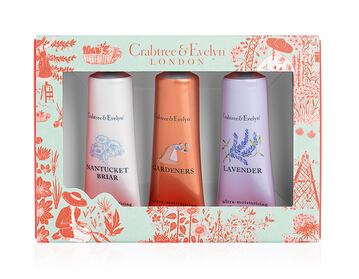Crabtree & Evelyn Hand Therapy Sampler
