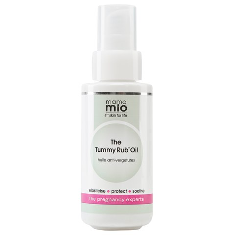 Mama Mio The Tummy Rub Oil (120ml) - FREE Delivery
