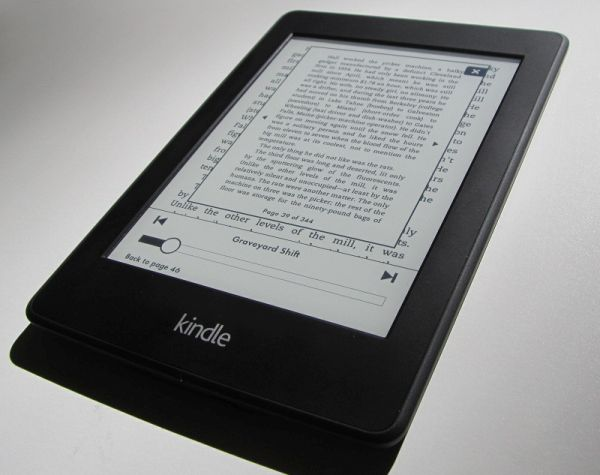 Amazon Kindle 黑色