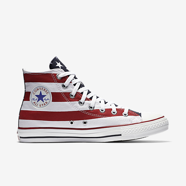 Converse Chuck Taylor All Star Americana High Top Unisex Shoe