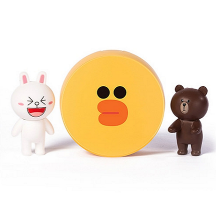 Sasa.com: Missha, SPF50+ PA+++ Line Friends - Sally Magic Cushion (1 refill), #21 (15 g)