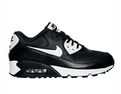 Women's Nike Air Max 90 Essential Running Shoes - 616730 023 | Finish Line