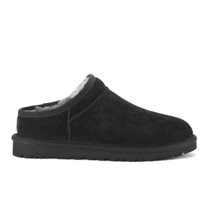 UGG Women's Classic Slippers - Black - FREE UK Delivery