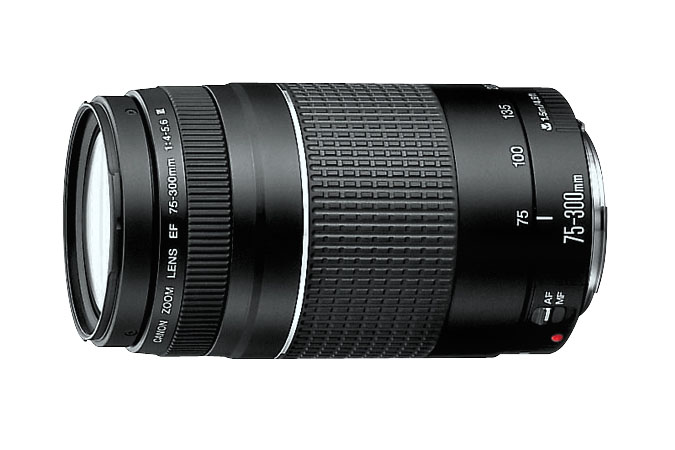 Canon EF 75-300mm f/4-5.6 III Refurbished | Canon Online Store
