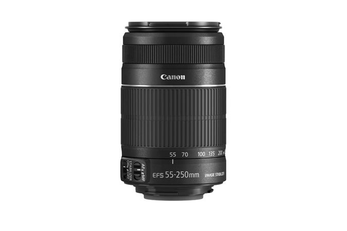 Canon EF-S 55-250mm f/4-5.6 IS II Refurbished | Canon Online Store