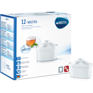 BRITA MAXTRA Annual Pack - 12 Cartridges Homeware | TheHut.com