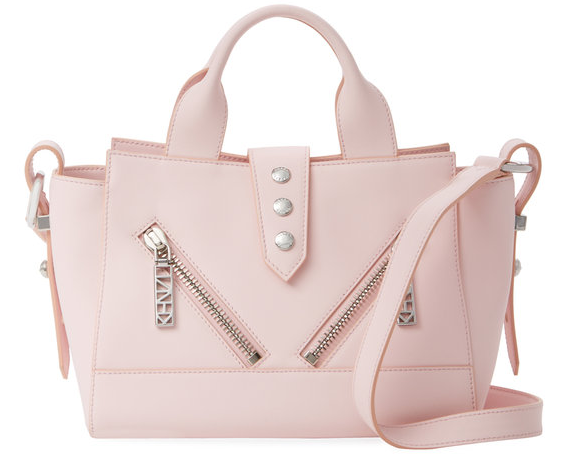 Kalifornia Mini Leather Satchel by KENZO