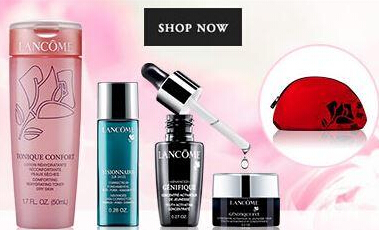 Dealmoon Exclusive! Receive a 4 piece exclusive travel size sample set  with any order of $35 or more! @ Lancome