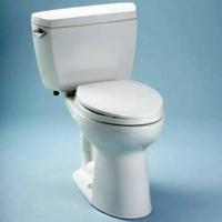 $190TOTO Elongated Drake Two Piece Toilet