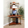 Sauder A-Tower Pewter and Cherry 60133