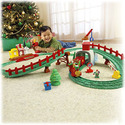 GeoTrax North Pole Express Train Track