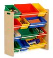 $46.37 Honey-Can-Do Primary Colors Kids Storage Organizer