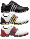 adidas Men's Tour360 4.0 Leather Golf Shoes, Shoe Bag
