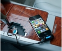 DGL FM Transmitter and Car Charger for iPod