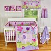 $32.39 Sumersault SW0010 10-pc. Sweet Ellie Crib Set