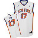 adidas Men's New York Knicks Jeremy Lin Revolution 30 Jersey, other Jeremy Lin T-Shirt as low as $17