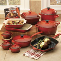 Le Creuset 20-Piece Cookware Set