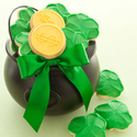 Cheryl's 12-Cookie Leprechaun's Pot