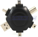 6-in-1 Multifunctional USB Adapter