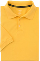 Haggar Men's Pique Solid Polo