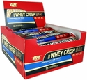 $46.7836 Optimum 100% Whey Crisp Bars