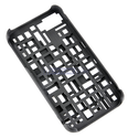 $3.493D Hollowed Out Hard Case for iPhone 4 / 4S