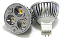 $145W MR16 LED Light Bulb 4-Pack